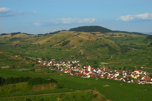 Oberbergen im Kaiserstuhl