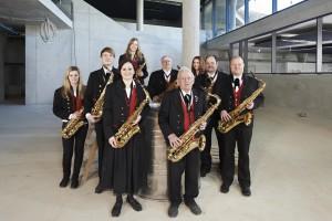 Saxophon-Register